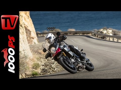 First Test | Suzuki V-Strom 1000 ABS 2014