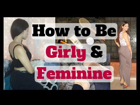 How to be Feminine | Girly vs Feminine | Chic Feminine Women Grooming Habits | Inner vs Outer Beauty