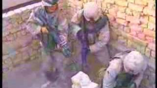 Iraq War Raw Combat Footage