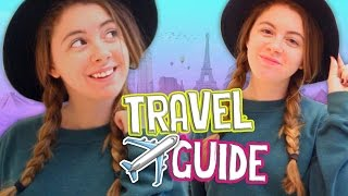 Travel Guide!: Hacks, Carry On Essentials, & Outfit Idea! // Jill Cimorelli
