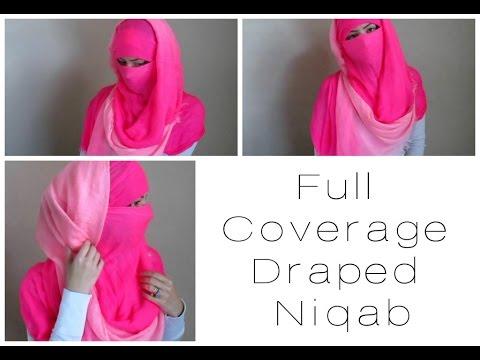 Maximum Coverage Niqab Tutorial!