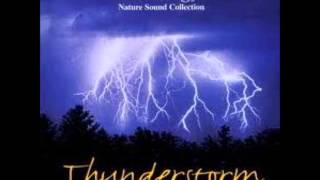 Dan Gibson - Thunderstorm in the wilderness