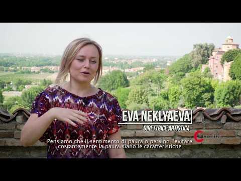 Santarcangelo Festival 2018  Cuore in Gola  Intervista a Eva Neklyaeva e Lisa Gilardino