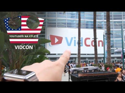 Youtubeři na výletě - VidCon 2015 [VLOG] /w GOGOMANTV
