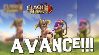 Bárbaros y arqueras nivel 7 + Aviso a Android | Sneak Peak #2 | Descubriendo Clash of Clans #375