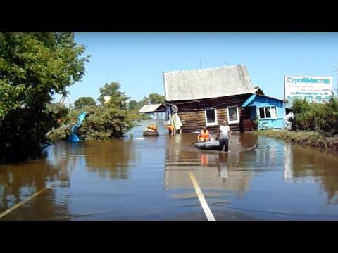 Наводнение в Тулуне  - 2019. Ежедневная хроника (27 июня - 1 июля)