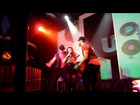 Dj Layla & Dee-Dee @ Fresh U Night Party, Estrada Club (St. Petersburg)