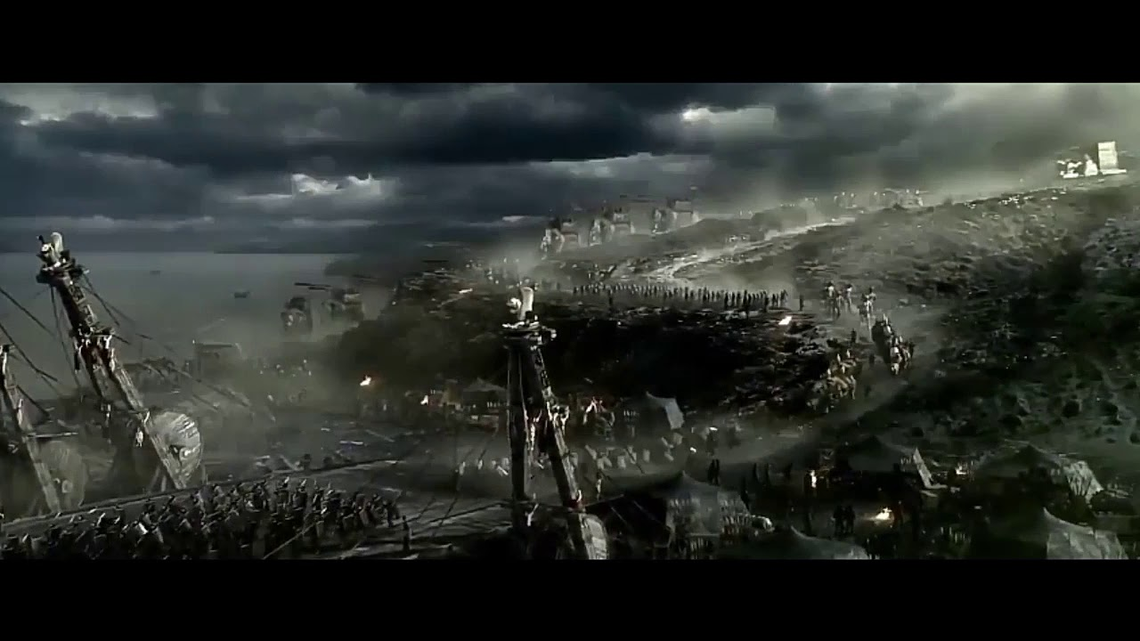 Download 300: Rise of an Empire - Xerxes & Artemisia Before Starting the War Against Greece