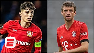 Espn fc's shaka hislop and jan aage fjortoft join sebastian salazar to preview bayer leverkusen vs. bayern munich, as the bavarians continue their surge y...