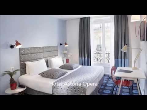 Circuit Paris  - Hotel Astoria Opera  - Central Travel Bucuresti