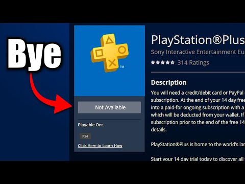 Here's What Is Happening To PS Plus..