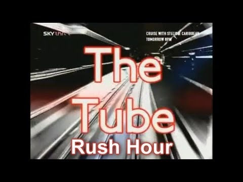 The Tube - Rush Hour (Series 1 Episode 4)