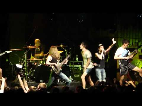 Sumatra - New Beginning (new song) & Heliocratic Infinity (live 2010) in Tochka