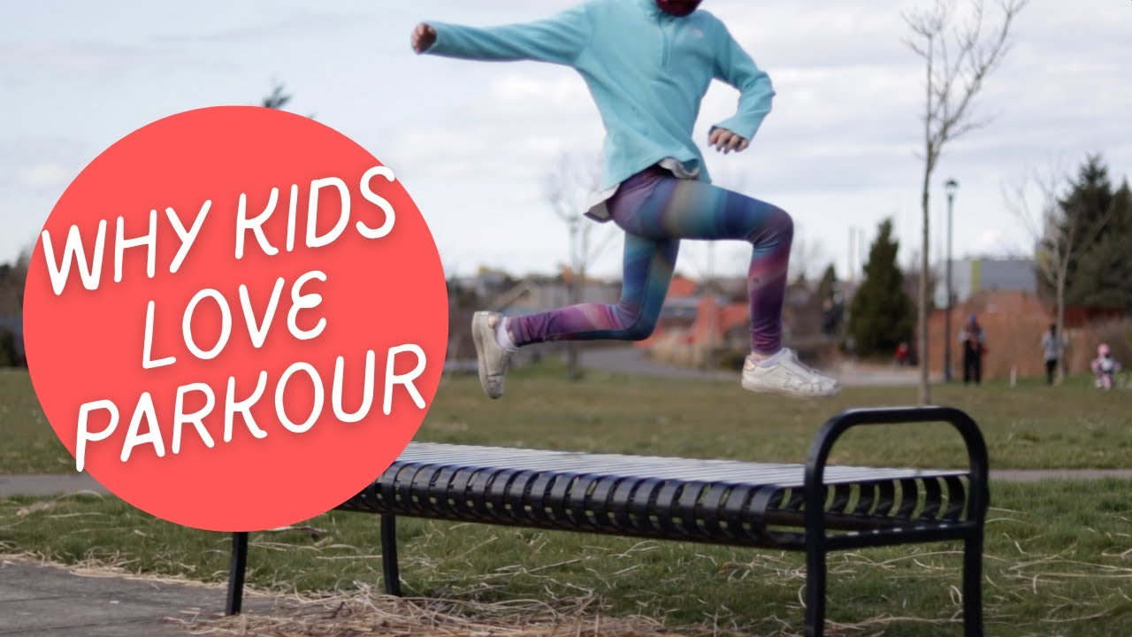 Why Kids Love Parkour   ParkourVisions.org