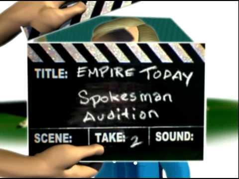 empire Screen Test