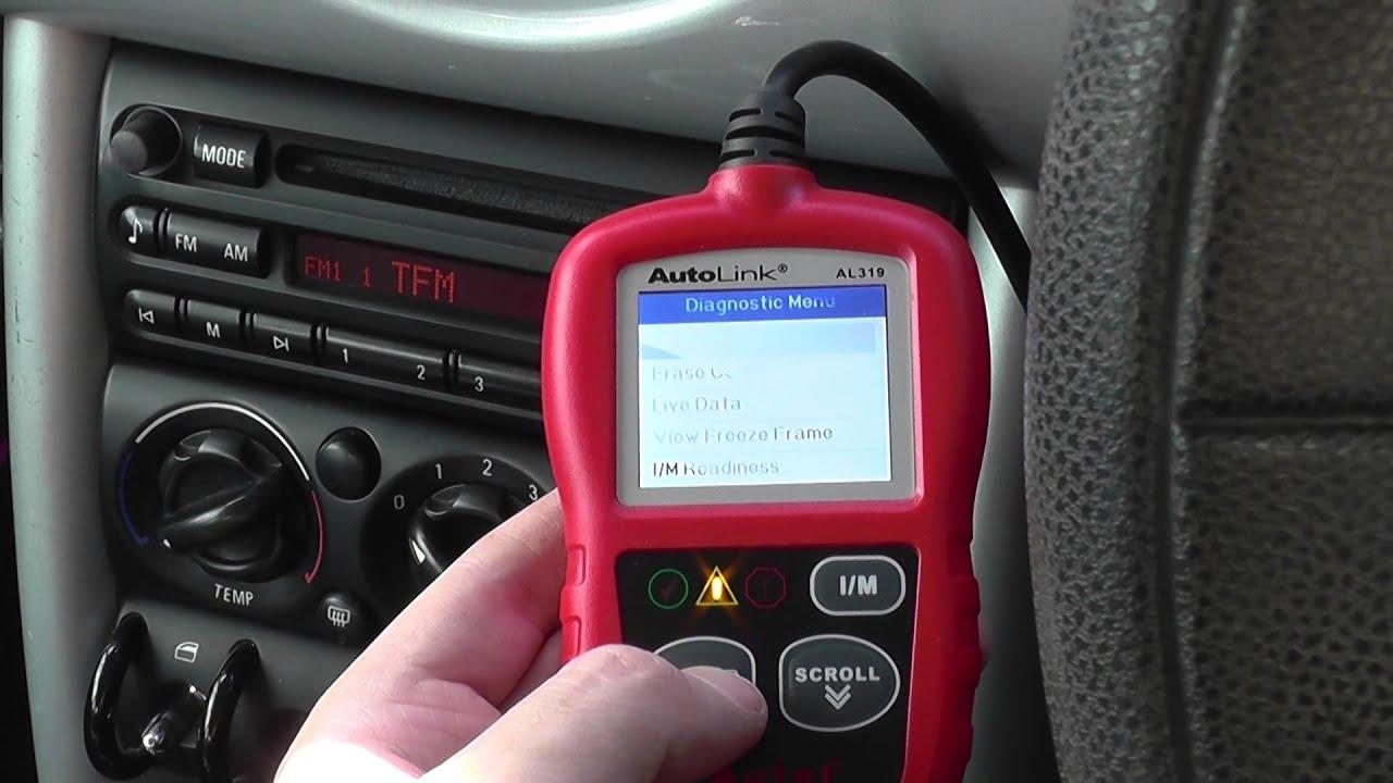 Autel AutoLink AL319