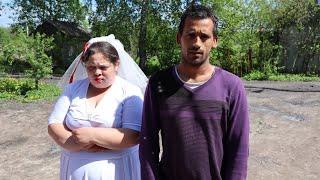 Валера и Эсмиральда Свадьба цыганская на объёздной в Брянске видео видеосъёмка