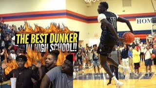 WHO HAD THE BETTER DUNK PACKAGE?? Jimma Gatwech VS Kwe Parker
