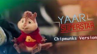 Harrdy Sandhu  Yaar Superstar  Varun  Manjot  Chipmunk Version  Babbu  Chipmunk Series