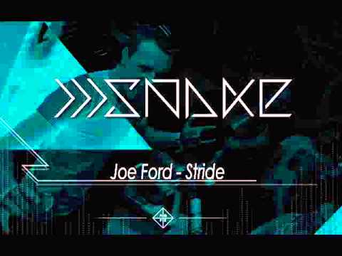 Joe Ford - Stride