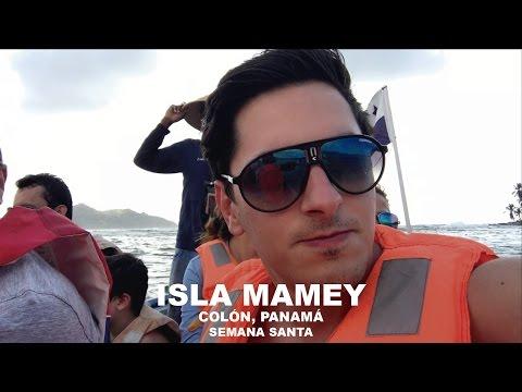 Hablando en ISLA MAMEY COLÓN, PANAMÁ | Luis Rodrigues