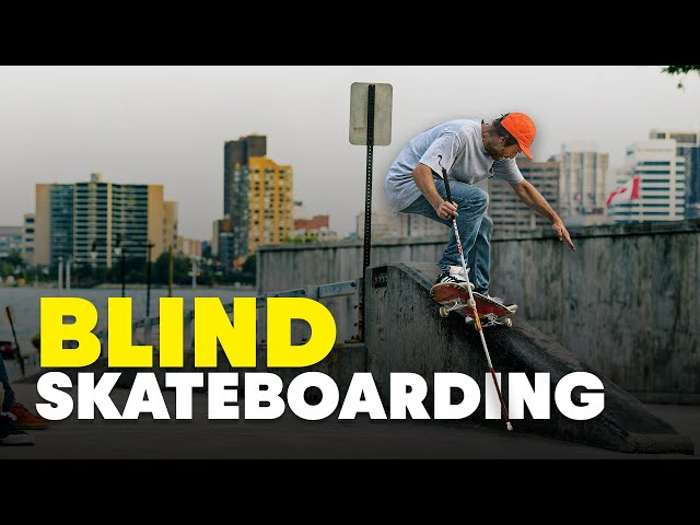 How Does Someone Skate When They're Blind? w/ Dan Mancina & Madars Apse