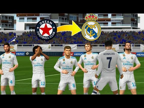 Dream League Soccer 2019 How To Make Real Madrid Kits & Logo 2019/2020 Gadget: Mobile - https://amzn.