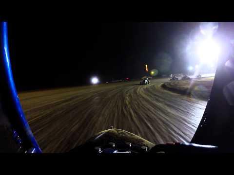 Chris Gordon 41 Lawton Speedway June 6 2015 by Media Pixel Group