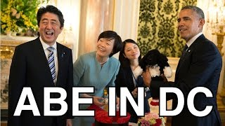 What rules in the South China Sea, Abe in DC, and is Park a Lame Duck? thumbnail