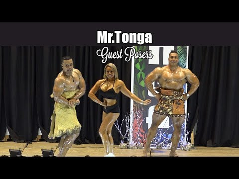 Mr Tonga Guest Posers
