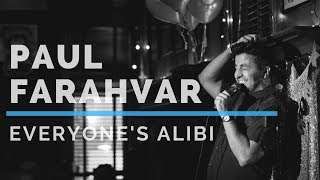 Alibi for Wives: Comedian Paul Farahvar