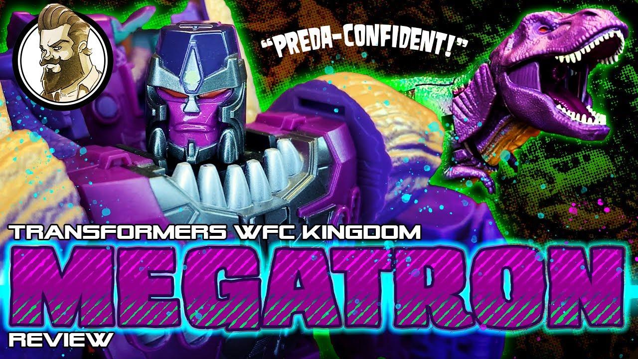 Ham-Man Reviews - Kingdom Megatron - Feelin Preda-confident
