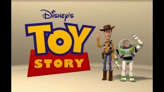 Disney's Animated Storybook: Toy Story (Read Along)