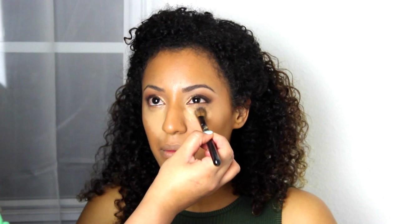 Gold Smokey Eye by @makeupbyrachellegames