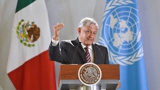 Establecen Gobierno de México y ONU alianza estratégica contra la corrupción