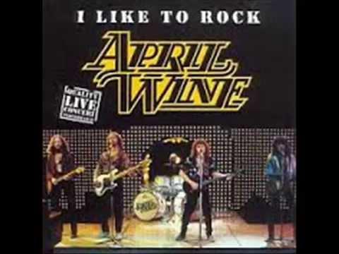 APRIL WINE - Roller  (Live.HQ)