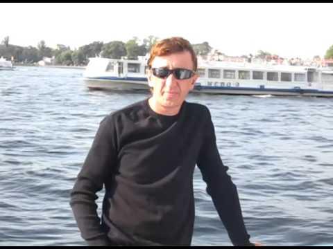 Павел Гладунов - Светлана. Съёмки клипа, Санкт-Петербург HD