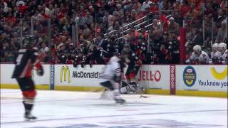 The Best Hits from the 2015 Stanley Cup Playoffs