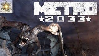 Metro 2033 Redux - im verstrahlten Russland - #01 - Gameplay German Deutsch