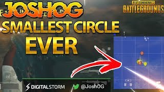 THE SMALLEST PUBG CIRCLE EVER?! - JOSH PUBG DUOS WITH TSM VISS