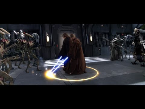 Star Wars Episode III - Deleted Scenes