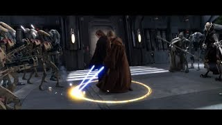 Repeat youtube video Star Wars Episode III - Deleted Scenes