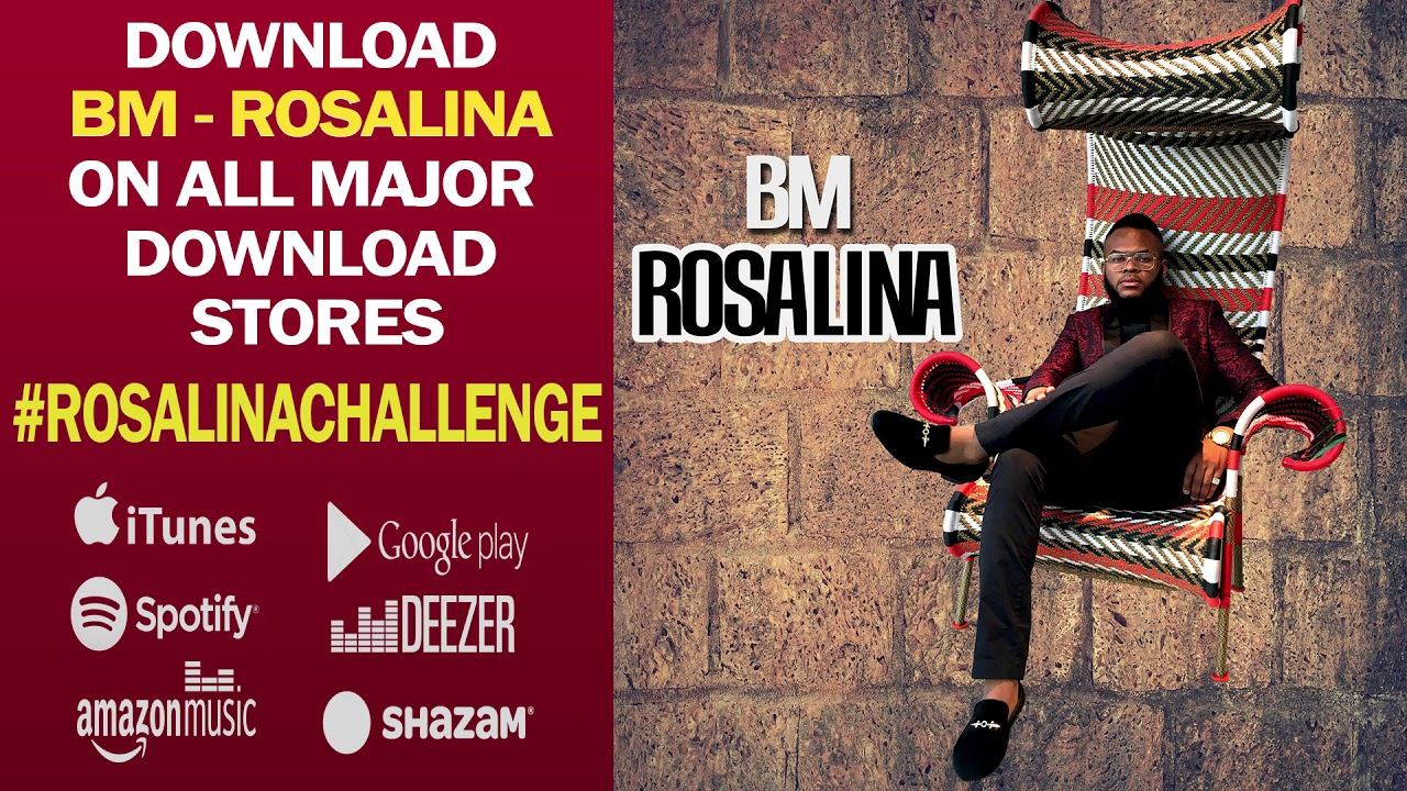 BM's 'Rosalina (Break Your Back)' sample of Awilo Longomba's