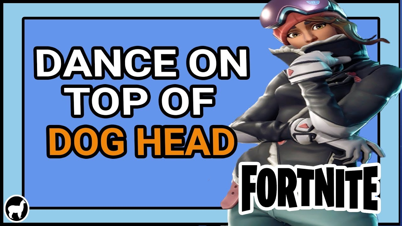 fortnite dance on top of a giant metal dog head location fortnite season 7 week 9 challenge - fortnite challenges dance on top of a giant metal dog head