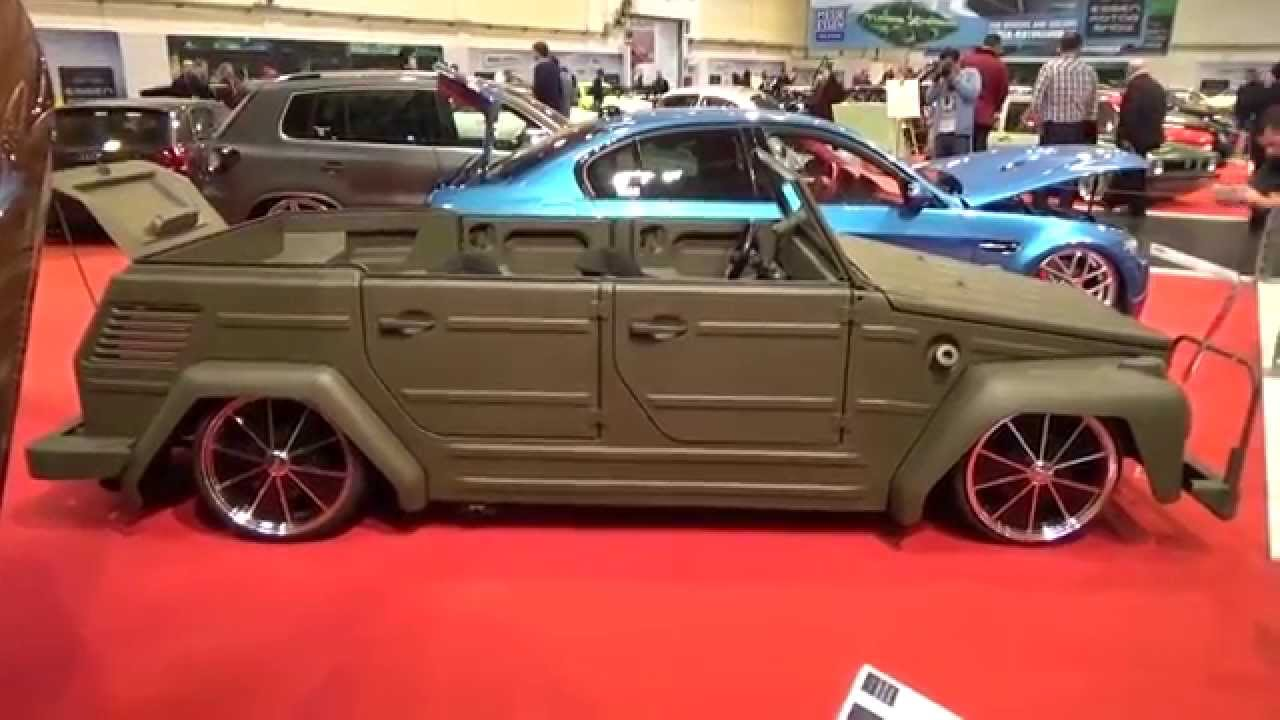 1975 volkswagen 181 kubelwagen 60hp 2014 essen motor show youtube. Black Bedroom Furniture Sets. Home Design Ideas