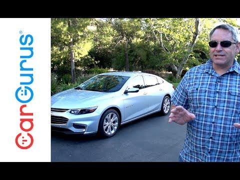 2017 Chevrolet Malibu | CarGurus Test Drive Review