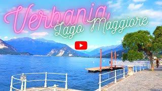 Lago maggiore verbania pallanza walking tour