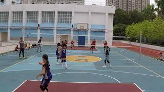 Publication Date: 2018-11-03 | Video Title: 聯校四角賽(第一站) 王余家潔對黃埔宣道B