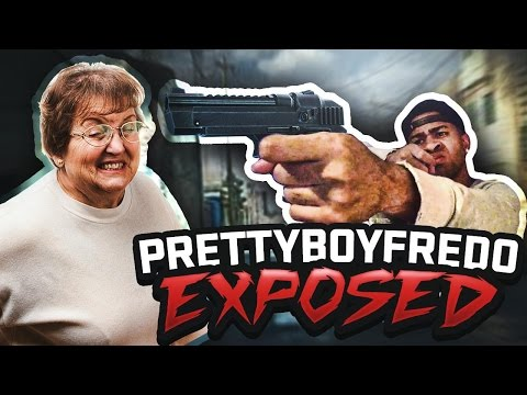 PRETTYBOYFREDO EXPOSED!!! HE KILLED MY GRANDMOTHER!! (GONE SEXUAL) (GONE VIOLENT!!) MUST WATCH!!!