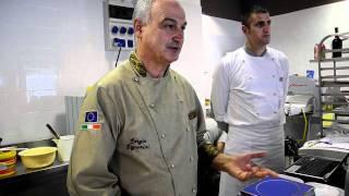 La ricetta del Pandispagna di Sergio Signorini
